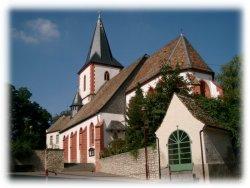 Katholische Kirche Gundersheim